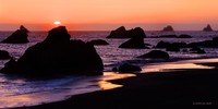 Oregon South Coast Sunset
